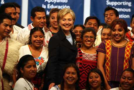 Great hillary picture