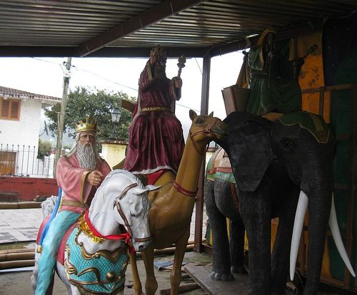 Ixhuacan three kings