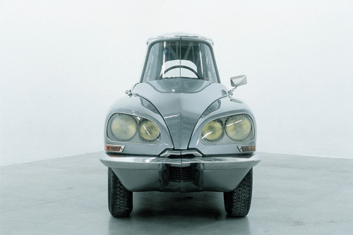 Orozco car from moma