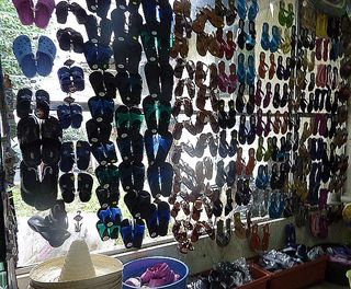 Shoes and sombreros