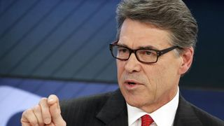 Rick perry in glasses